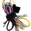 ALPINE POWER W/SPEAKER CORD ASSY IDAX100 09-9395Z01