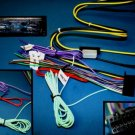 22 PIN WIRE HARNESS FOR KENWOOD DNX7100 DNX-7100 KN-22