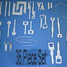 Blaupunkt Delta Sony Pioneer Car Radio Removal Tool Key