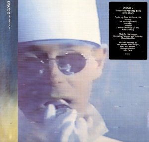 Pet Shop Boys - DISCO2 The Second Remix Album