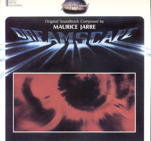 Maurice Jarre - Dreamscape Electronic Film Soundtrack- Sonic Atmospheres SA102