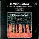 Villa-Lobos Piano Conc 1, Moreira-Lima: Piano, V. Fedoseyev, Melodiya C10 08167-6