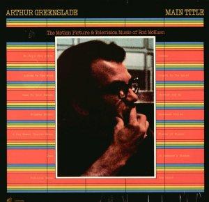 MAIN TITLE Motion Picture Television Music Rod McKuen Arthur Greenslade Sealed