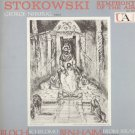 LEOPOLD STOKOWSKI BLOCH BEN-HAIM GEORGE NEIKRUG United Artists UAS 8005 STEREO