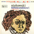 LEOPOLD STOKOWSKI BEETHOVEN SYMPHONY No. 7 United Artists UAS 8003 STEREO LP