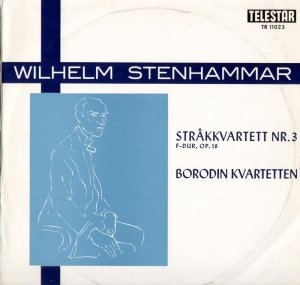 Wilhelm Stenhammar Quartet No 3 in F major Opus 18 The Borodin Quartet
