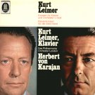 Kurt Leimer Piano Concerto Herbert von Karajan London Philharmonic Orchestra EMI SME 91753 Mint LP