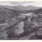 The River Tummel Looking Towards Ben-Y-Vrackie Pitlochry Scotland - Mauritron Postcard #413