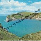 Lulworth Cove England - Mauritron Postcard #189