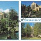 St Edmundsbury Cathedral  England - Mauritron Postcard #341