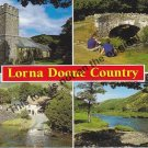 Lorna Doone Country - Mauritron Postcard #343