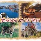 Isle of Man - Mauritron Postcard #349