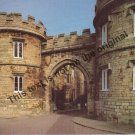 Lincoln Castle - Mauritron Postcard #321