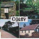 Colby - Mauritron Postcard #353