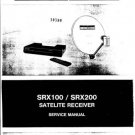 Amstrad SRX100 Service Manual. From Mauritron