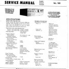 Hitachi HA7700 Service Manual. From Mauritron