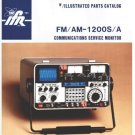 IFR FM1200A Service Manual. From Mauritron