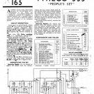 Philco Peoples Set Technical Repair Manual Mauritron