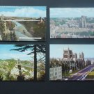 Postcards Bristol Bridge etc x 4.  Mauritron #5013