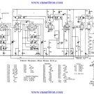 Bush SUG91 Vintage Service Circuit Schematics mts#97
