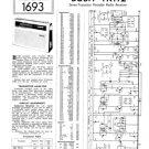 Bush TR112 Vintage Service Circuit Schematics mts#102