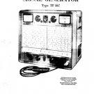 Marconi TF867 Service Manual Mauritron#307