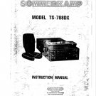 Yaesu S788DX Instructions Schematics. Mauritron #489