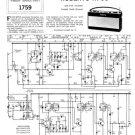 Roberts R700 Service Schematics. Mauritron#537