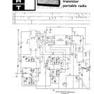 Roberts R707 Service Schematics. Mauritron#538