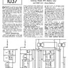 Roberts RP4 Service Schematics. Mauritron#545