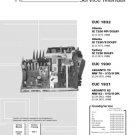 Grundig CUC-1832 Chassis Service Manual. Mauritron #698