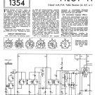 Pilot T115 Service Schematics. Mauritron #899