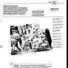 Ferguson ICC17 Service Manual. Mauritron #926
