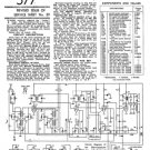 Marconi 287 Service Schematics. Mauritron #1019