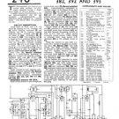 Marconi 382 Service Schematics. Mauritron #1025
