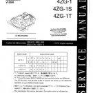 Aiwa 4ZG-1S Service Manual. Mauritron #1110