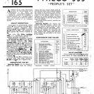 Philco 333 Trader Service Schematics. Mauritron #1171