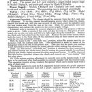 Philco CR3696A Trader Schematics. Mauritron #1212