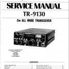 Trio TR9130 Service Manual. Mauritron #1343