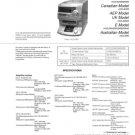 Sony HCD-DR6 Service Manual. Mauritron #1393