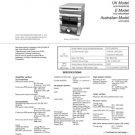 Sony HCD-RX88 Service Manual. Mauritron #1438