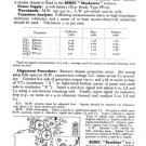 Ever Ready SKY BARON Schematics. Mauritron #1602