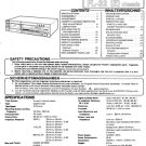 Hitachi D707 II Service Manual. Mauritron #1616