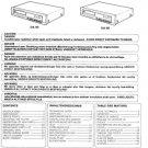 Hitachi DA50 Service Manual. Mauritron #1624