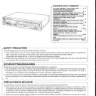 Hitachi FT007 Service Manual. Mauritron #1632