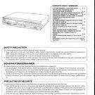 Hitachi FTMD5500 Service Manual. Mauritron #1634