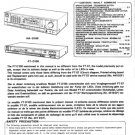 Hitachi HAD100 Service Manual. Mauritron #1637