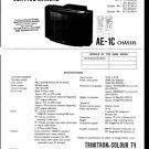 Sony KVE2922U Service Manual. Mauritron #1662