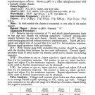 Ferguson 213RG Service Information. Mauritron #1703