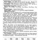 Ferguson 217RG Service Information. Mauritron #1705